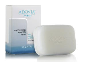 Adovia dead sea salt soap