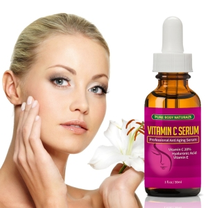 pure body naturals vitamin c serum