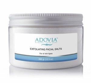 adovia dead sea salt exfoliate