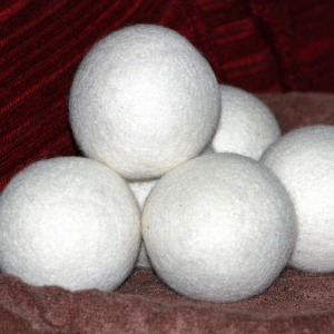 Natural Laundry Choice Wool Dryer Balls