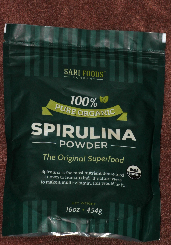 review sari foods organic spirulina powder whole food multivitamin nfr6k. Black Bedroom Furniture Sets. Home Design Ideas