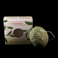 konjac green tea