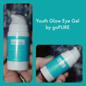 Youth Glow Eye Gel by goPURE