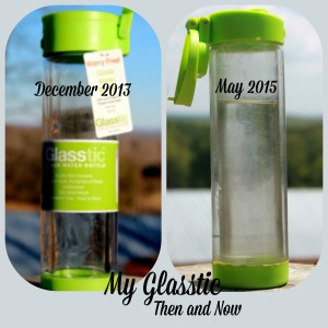 Glasstic then & now
